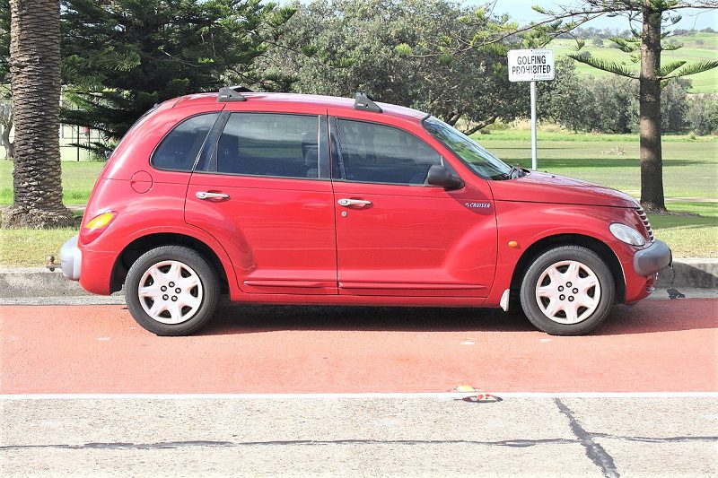 """Motor Trend had given the PT Cruiser its """"Car of the Year"""" award when the car first came out. But people eventually found the car's retro-style design silly and unattractive."""