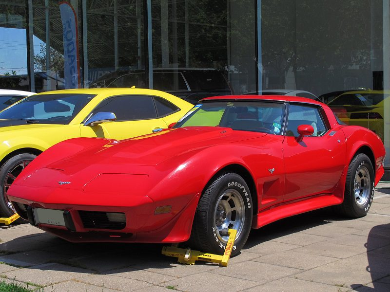 The 1979 Corvette L48 did not live up to the expectations of many car experts and enthusiasts. The 1979 L48 had a 5.7-liter V8 engine that made only 195 hp. That was barely enough to keep the 3,372-pound car moving.