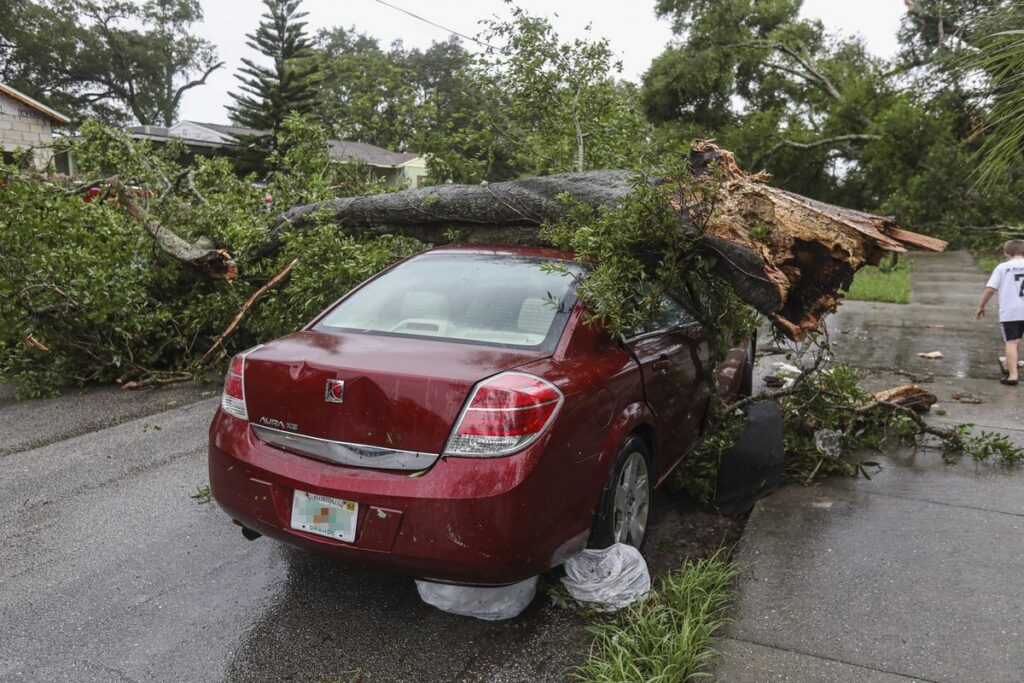 Destructive storms are causing billions of losses each year globally.