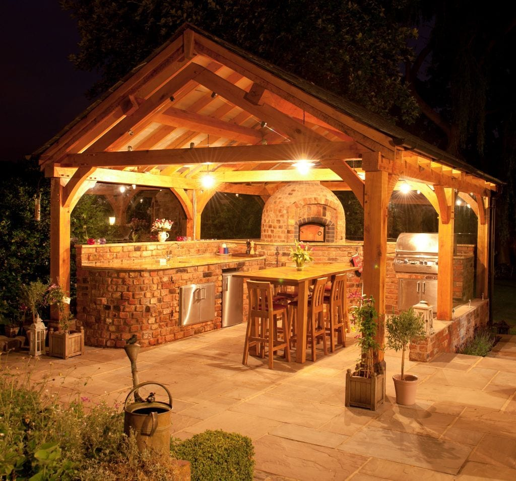 Outdoor Kitchen Bar Ideas – DIY projects for everyone